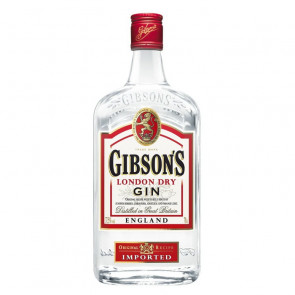 Gibson's - 700ml | London Dry Gin