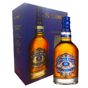 Chivas Regal 18 Year Old Gift Pack | Philippines Manila Whisky