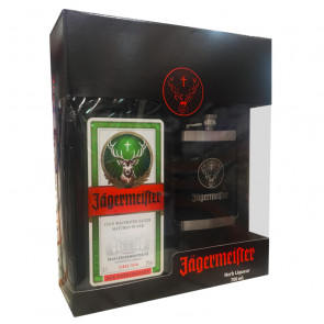 Jagermeister 1.75L Gift Pack