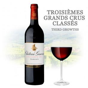 Château Giscours - Margaux | 3ème Grand Cru Classé