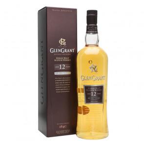 Glen Grant - 12 Year Old - Non-Chill Filtered | Single Malt Scotch Whisky