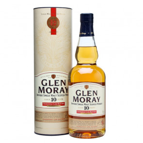 Glen Moray - 10 Year Old   Single Malt Scotch Whisky