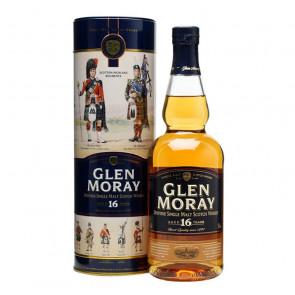 Glen Moray - 16 Year Old   Single Malt Scotch Whisky