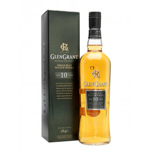 Glen Grant 10 Years Old | Single Malt Scotch Whisky | Philippines Manila Whisky