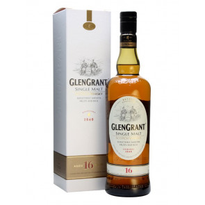 Glen Grant 16 Years Old   Single Malt Scotch Whisky   Philippines Manila Whisky