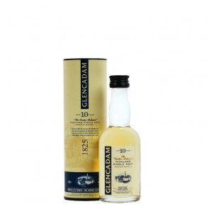 Glencadam 10 Year Old 50ml Miniature | Single Malt Whisky
