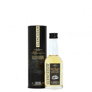 Glencadam 15 Year Old 50ml Miniature | Single Malt Whisky