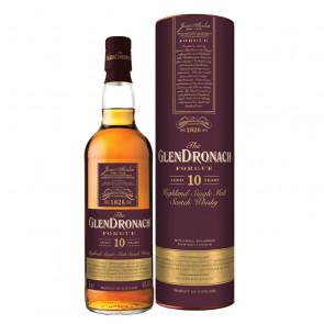 Glendronach - 10 Year Old Forgue - 1L | Single Malt Scotch Whisky
