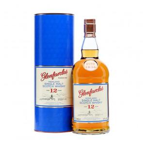 Glenfarclas 12 Year Old Single Malt Scotch 1L | Scottish Whisky