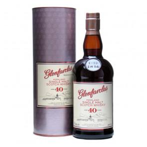 Glenfarclas 40 Year Old Single Malt Scotch | Scottish Whisky