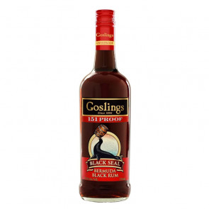 Goslings - Black Seal 151 | Bermuda Rum