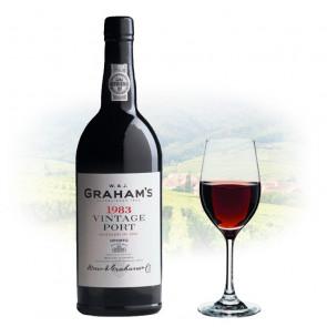 Graham's 1983 Vintage Port | Philippines Manila Wine