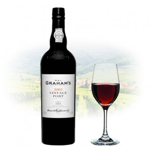 Graham's 2003 Vintage Port | Philippines Manila Wine