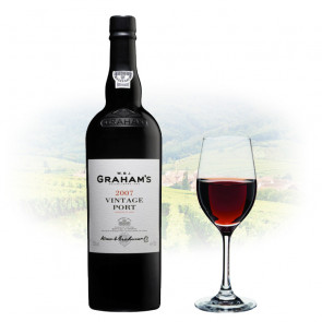 Graham's 2007 Vintage Port | Philippines Manila Wine
