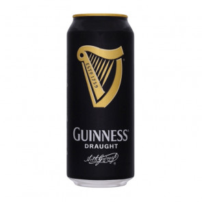Guinness Draught - 440ml (Can) | Irish Beer