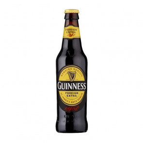 Guinness Foreign Extra Stout - 330ml (Bottle) | Irish Beer