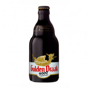 Van Steenberge Gulden Draak 9000 Quadruple - 330ml (Bottle) | Belgium Beer