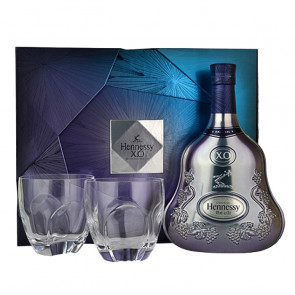 Hennessy - XO Ice Experience 2017 Baccarat Gift Box | Cognac