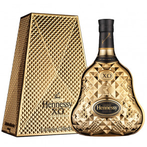 Hennessy XO Tom Dixon Gold Exclusive Edition | Cognac