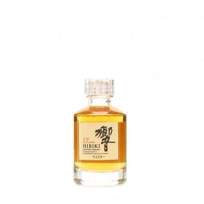 Suntory Hibiki - 17 Year Old 50ml Miniature | Japanese Whisky