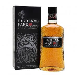 Highland Park - 18 Year Old Viking Pride | Single Malt Scotch Whisky