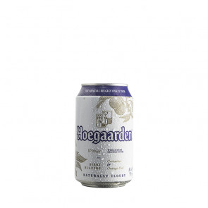 Hoegaarden - White Beer - 330ml (Can) | Belgium Beer