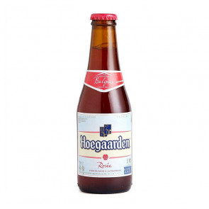 Hoegaarden - Rosée - 250ml (Bottle) | Belgium Beer