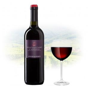 Il Poggio Montepulciano d'Abruzzo | Manila Wine Philippines