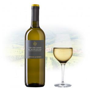 Il Poggio Trebbiano d'Abruzzo | Manila Wine Philippines