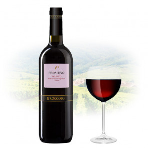 Il Roccolo Primitivo Salento IGT | Manila Wine Philippines