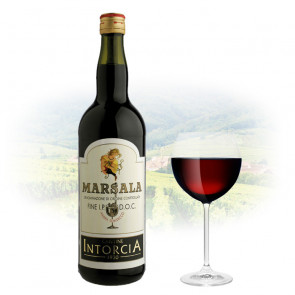 Intorcia Marsala DOC | Italian Fortified Wine
