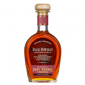 Isaac Bowman - Port Barrel Finished | Virginia Straight Bourbon Whiskey