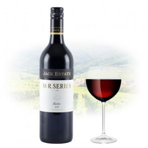 Jack Estate M-R Series Merlot | Australian Wine