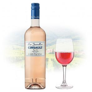 Les Jamelles - Cinsault Rosé | French Pink Wine