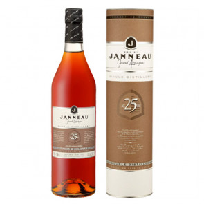 Armagnac Janneau 25 Years Old | French Brandy
