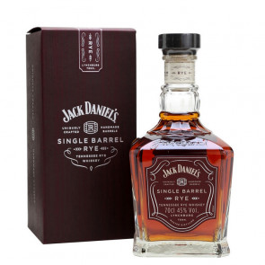 Jack Daniel's Single Barrel Rye | American Whiskey
