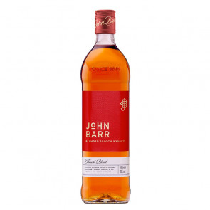 John Barr Red Reserve Blend - 1L | Blended Scotch Whisky