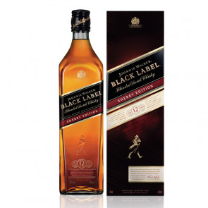 Johnnie Walker Black Label Sherry Edition | Manila Philippines Whisky