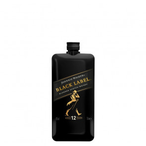 Johnnie Walker Black Label Pocket - 200ml Miniature | Blended Scotch Whisky