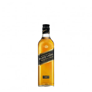 Johnnie Walker Black Label - 200ml Miniature | Blended Scotch Whisky