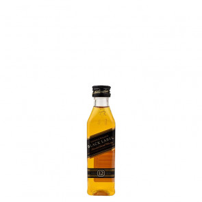 Johnnie Walker Black Label - 50ml Miniature | Blended Scotch Whisky