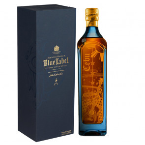 Johnnie Walker Blue Label Cebu Limited Edition | Philippines Manila Whiskey