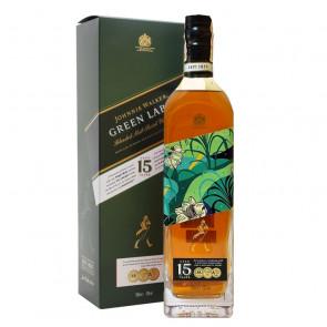 Johnnie Walker Green Label 700ml - Flavor Festival Edition | Blended Scotch Whisky