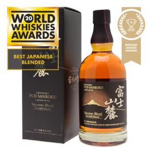 Kirin Fuji-Sanroku - Signature Blend   Blended Japanese Whisky