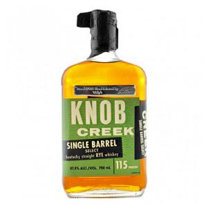 Knob Creek - Single Barrel - Rye   Kentucky Straight Bourbon Whiskey