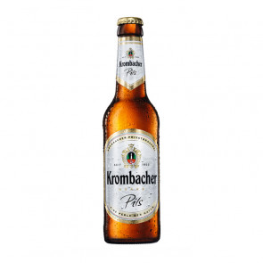 Krombacher Pils - 330ml (Bottle) | German Beer