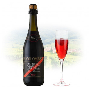 La Colombara - Lambrusco Rosso Amelia | Italian Red Sparkling Wine