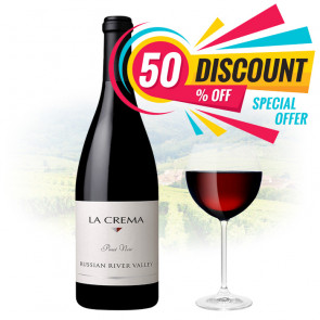La Crema - Russian River Valley - Pinot Noir | Californian Red Wine