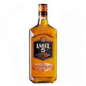 Label 5 - Premium Black   Blended Scotch Whisky