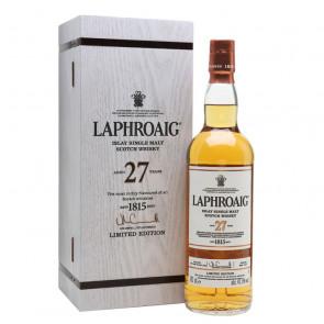 Laphroaig - 27 Year Old | Single Malt Scotch Whisky